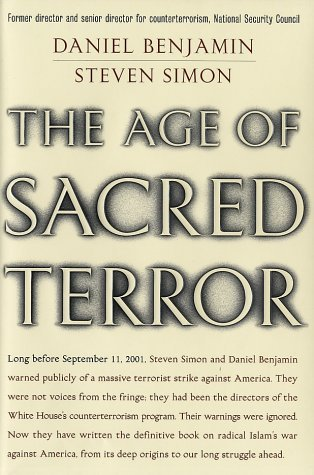 Image for The Age of Sacred Terror
