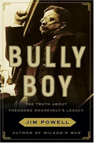 Image for Bully Boy: The Truth About Theodore Roosevelt's Legacy