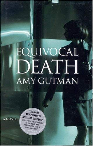 Image for Equivocal Death: A Novel