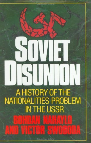 Image for Soviet Disunion