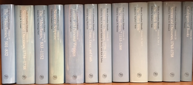 Image for The Works of Jonathan Edwards (26 Volume Set - Complete)