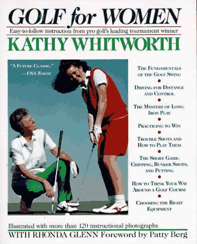 Image for Golf For Women: Easy-to-follow Instruction from Pro Golf's Leading Tournament Winner
