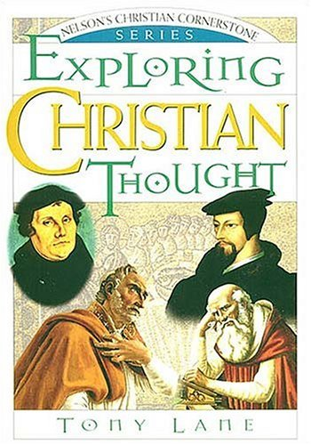 Image for Exploring Christian Thought: Nelson's Christian Cornerstone Series