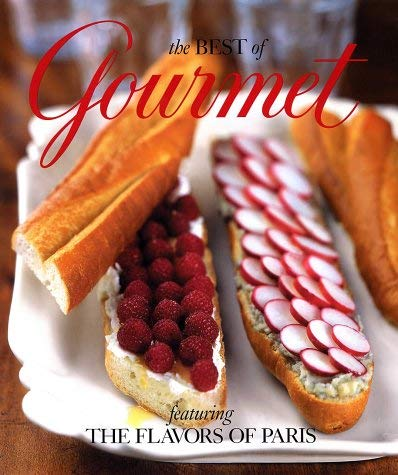Image for The Best of Gourmet 2002: Featuring the Flavors of Paris