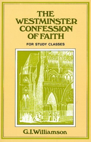 Image for Westminster Confession of Faith: A Study Manual
