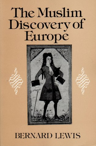 Image for The Muslim Discovery of Europe