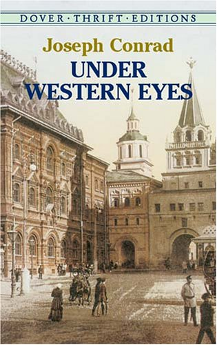 Image for Under Western Eyes (Dover Thrift Editions)