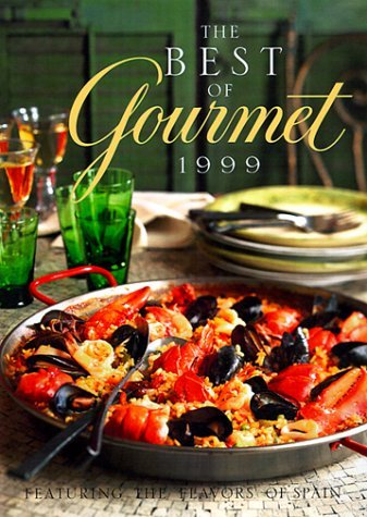 Image for The Best of Gourmet 1999: Featuring the Flavors of Spain