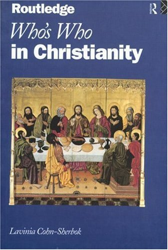 Image for Who's Who in Christianity