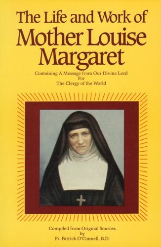 Image for Life & Work of Mother Louise Margaret Claret