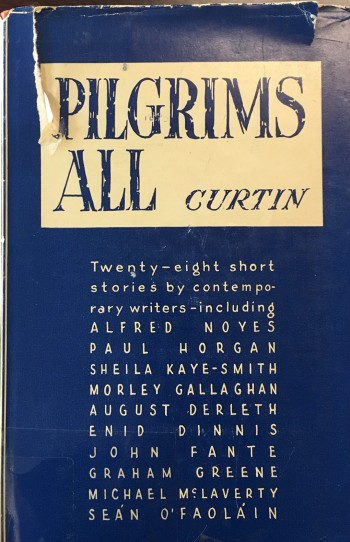 Image for Pilgrims All (28 short stories by Contempory Catholic Writers)