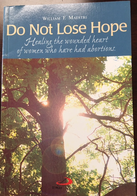 Image for Do Not Lose Hope : Healing the Wounded Heart of Women Who Have Had Abortions