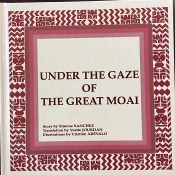 Image for Under the Gaze of the Great Moai (Collection Moemoea)
