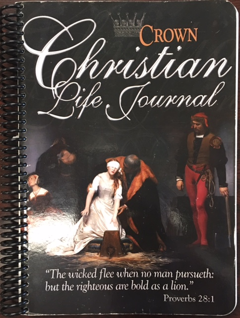 Image for Crown: Christian Life Journal