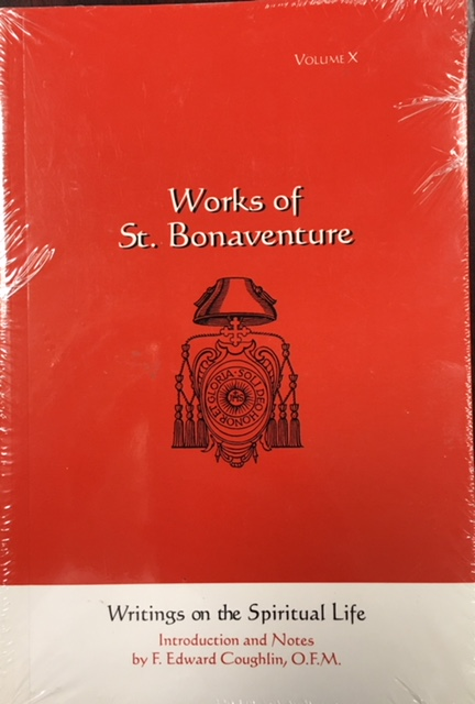 Image for Writings on the Spiritual Life (Works of St. Bonaventure - Volume X)