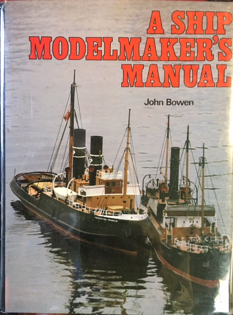 Image for A Ship Modelmaker's Manual