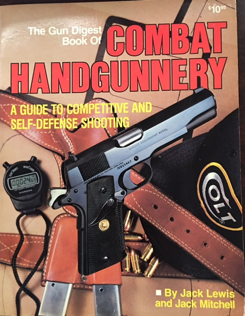Image for 'Gun Digest' Book of Combat Handgunnery (A guide to Competitive and Self-Defense Shooting)