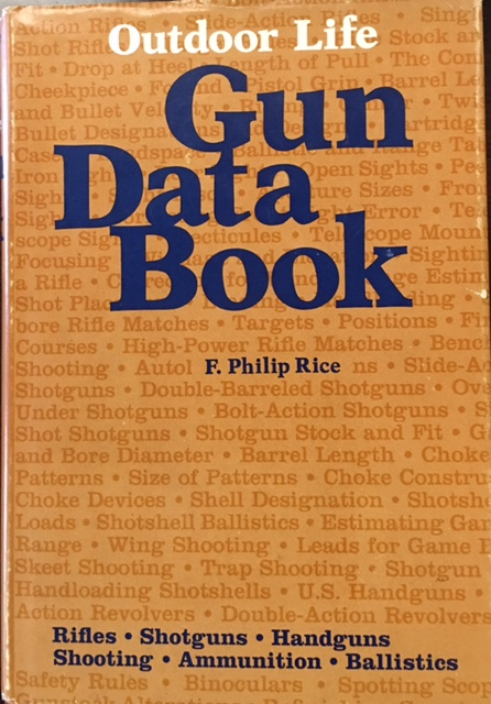 Image for Outdoor Life: Gun Data Book