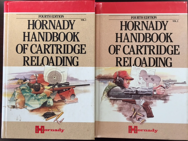 Image for Hornady Handbook of Cartridge Reloading, Rifle-Pistol Fourth Edition, (2 Volume Set)