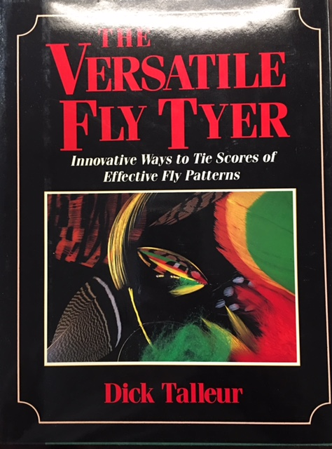 Image for The Versatile Fly Tyer (Innovative ways to tie scores of effective fly patterns)