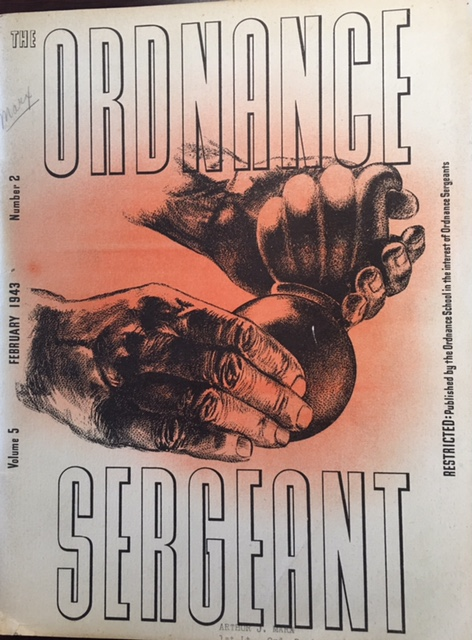 The Ordnance Sergeant - Restricted (Vol. 5, No. 2 - February 1943)