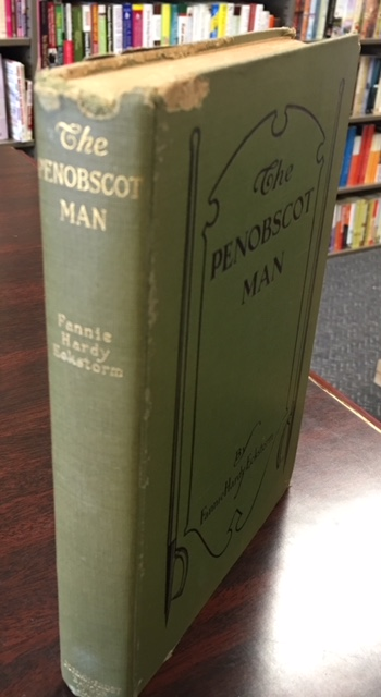 Image for The Penobscot Man [Signed]