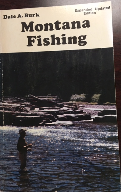 Image for Montana Fishing (Expanded and Updated)
