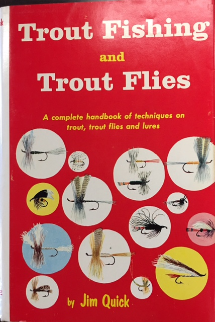 Image for Trout Fishing and Trout Flies (A complete handbook of techniques on trout, trout flies and lures)