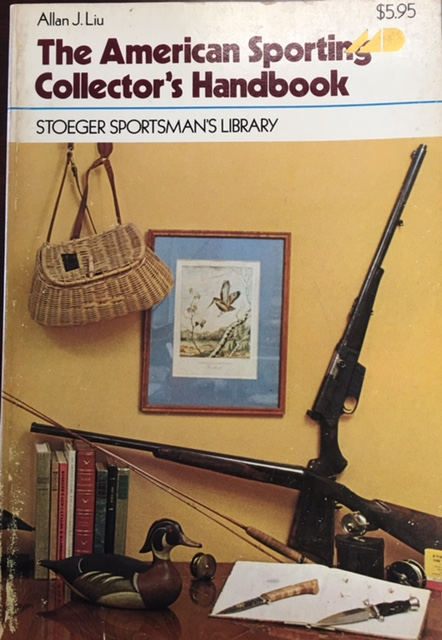 Image for The American Sporting Collector's Handbook