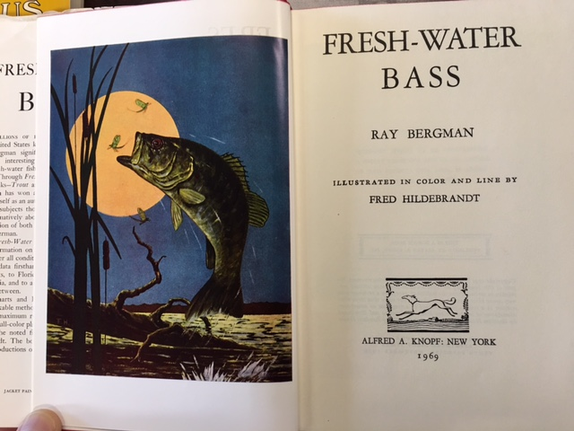 Image for Fresh-Water Bass