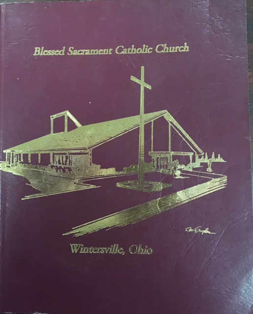 Image for Our Lady of Lourdes Catholic Church / Blessed Sacrament Catholic Church - Directories for 2005 (Wintersville, Ohio)