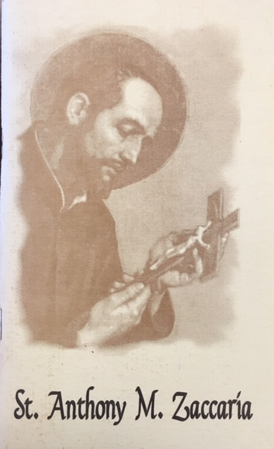 Image for St. Anthony M. Zaccaria