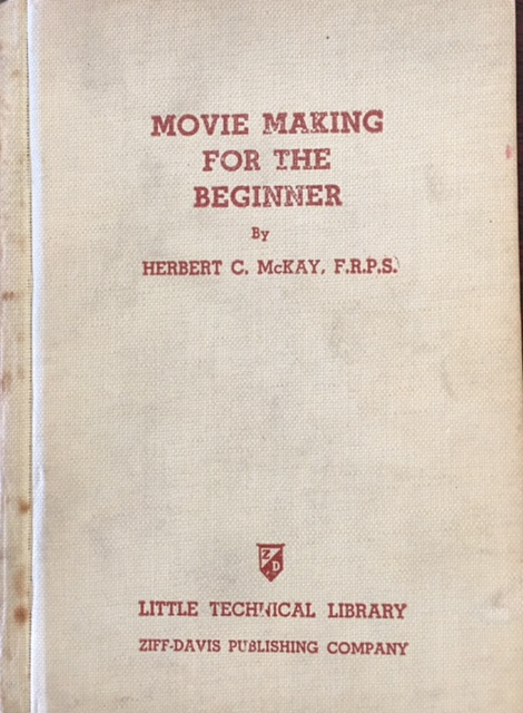 Image for Movie Making for the Beginner (Little Technical Library)