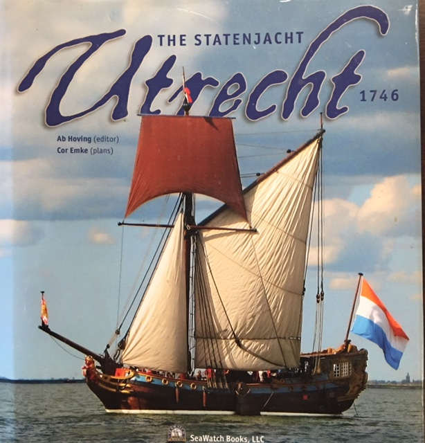 Image for The Statenjacht Utrecht 1746 (Hardback - In English)