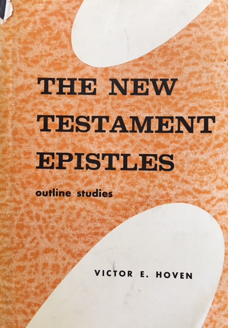 Image for The New Testament Epistles: Analysis and Notes