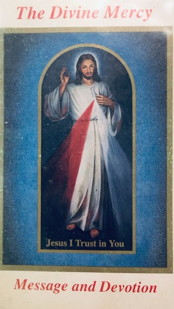 Image for the Divine Mercy Message and Devotion with Selected Prayers from the Diary of Blessed Faustina