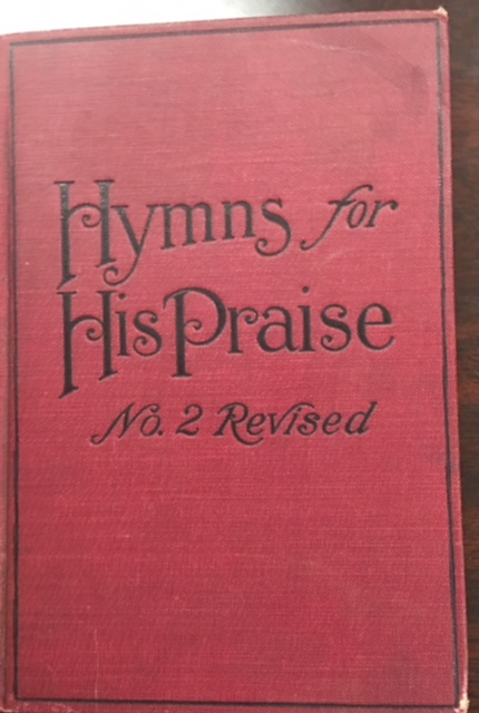 Image for Hymns for His Praise No. 2