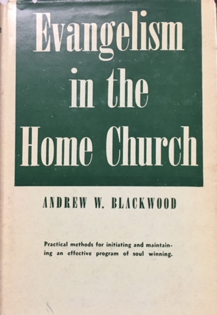 Image for Evangelism In the Home Church