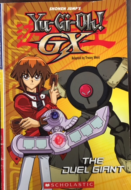 Image for Yu-Gi-Oh! GX; The Duel Giant