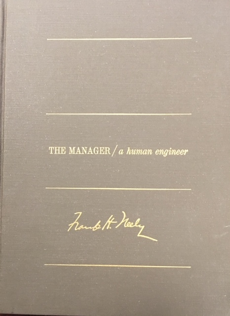 Image for The Manager: A Human Engineer