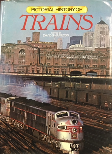 Image for Pictorial History of Trains