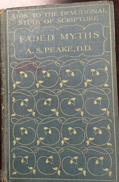 Image for Faded Myths (Aids to the devotional study of Scripture)