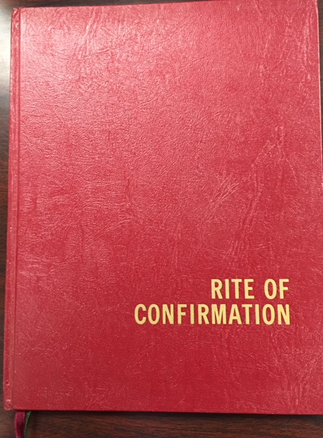 Image for Rite of Confirmation: Approved for use in the Dioceses of the United States of America by the National Conference of Catholic Bishops and Confirmed by the Apostolic See