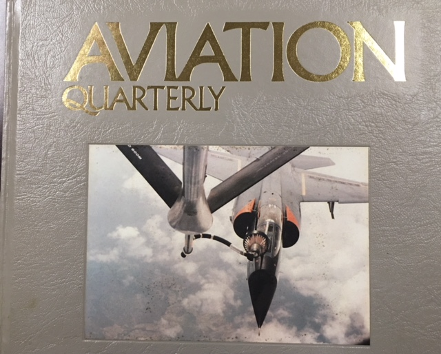 Image for Aviation Quarterly - Fall 1988 (Volume Eight - Number Four)