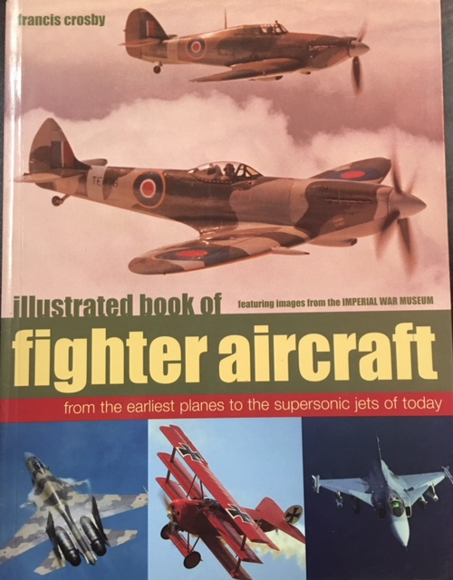 Image for Illustrated Book of Fighter Aircraft