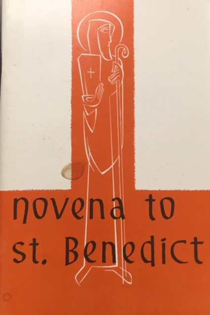 Image for Novena To St. Benedict