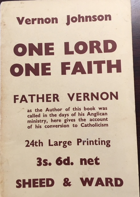 Image for One Lord One Faith - An Explaination