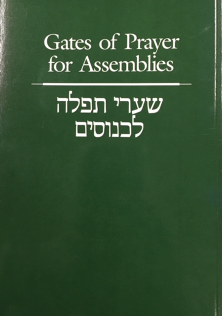 Image for Gates of Prayer for Assemblies