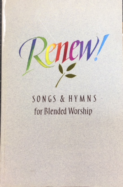 Image for Renew! Songs & Hymns for Blended Worship (Singer's Edition)