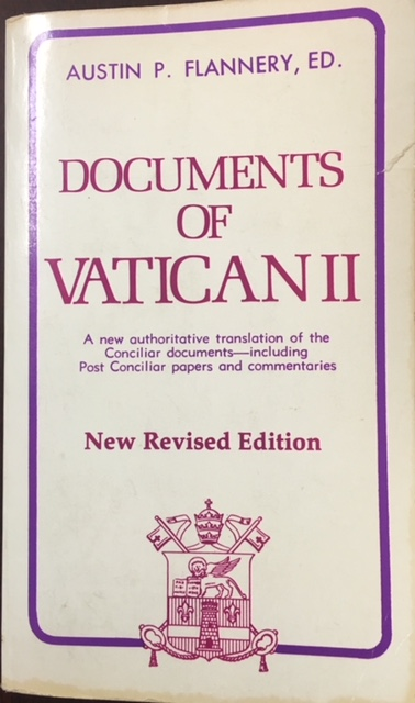Image for Documents of Vatican II (New Revised Editon)